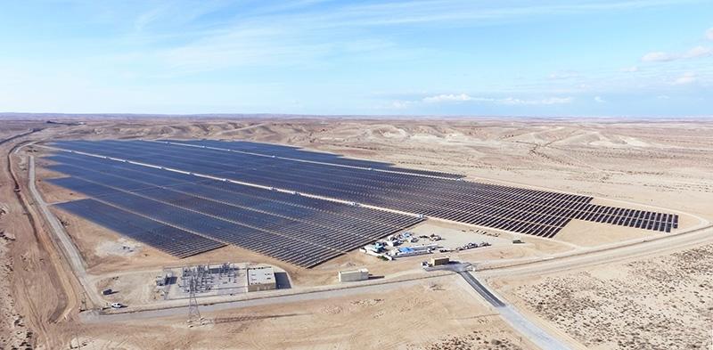 Belectric以色列三个太阳能电站完工