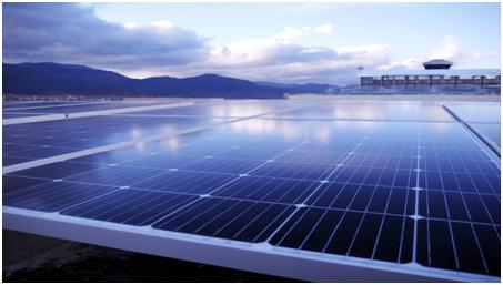 韓華新能源助力中廣核點亮心中的日月 守護香格里拉的綠水青山