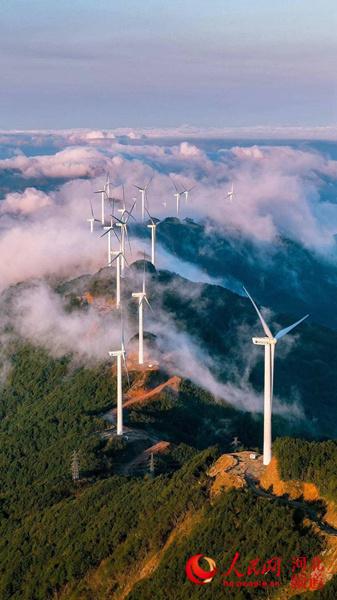 河北南部電網新能源裝機規模突破1000萬千瓦